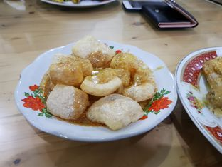 Foto 3 - Makanan di RM Pondok Minang Jaya oleh D L