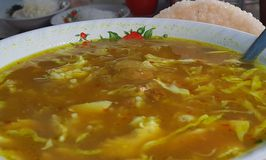 Soto Ayam Suramadu Cak Somad