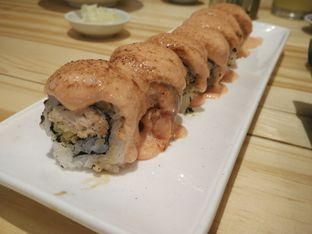 Foto review Nama Sushi by Sushi Masa oleh D L 4