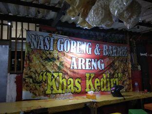 Foto review Nasi Goreng Areng Khas Kediri (Cah Dandangan) oleh andin sputri 1