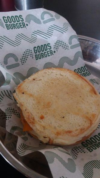 Foto Makanan di Goods Burger