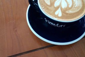 Foto Simetri Coffee Roasters