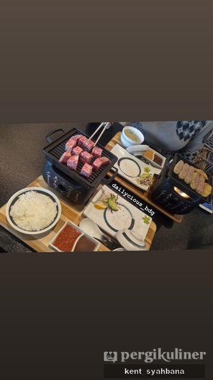 Foto 2 - Makanan di Yamato Gyukatsu oleh @dailycious_bdg