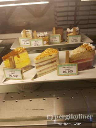 Foto review Tomodachi Bakery Corner oleh William Wilz 2