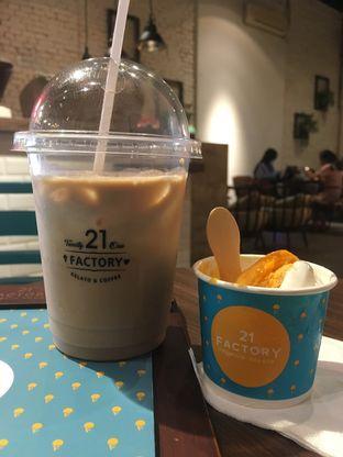 Foto review 21 Factory oleh Prido ZH 26