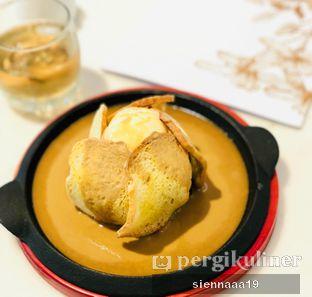 Foto 3 - Makanan(with cappucino sauce) di Lewis & Carroll Tea oleh Sienna Paramitha