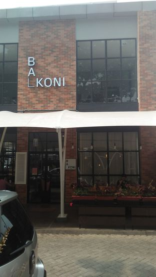 Foto 1 - Eksterior di Balkoni Cafe oleh Review Dika & Opik (@go2dika)