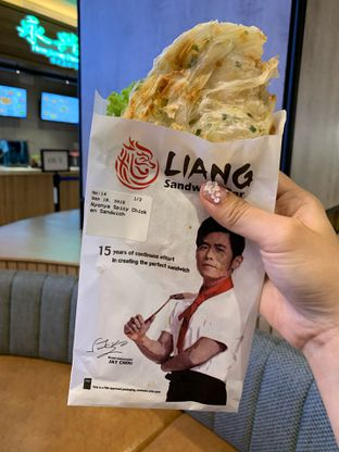 Foto review Liang Sandwich Bar oleh Deasy Lim 6