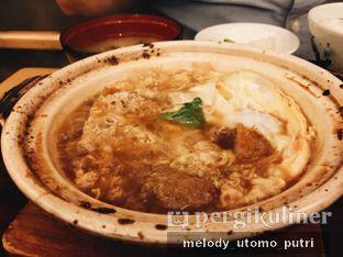 Foto 2 - Makanan(Pork Sirloin Katsu Nabe Set) di Katsutoku oleh Melody Utomo Putri