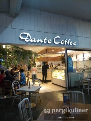Foto review Dante Coffee oleh Vera Arida 2