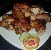 Foto Whole Grilled Chicken di The Volcano Resto