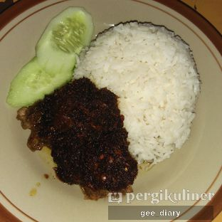 Foto - Makanan di Nasi Bebek Madura Mbak Ru'ah oleh Genina @geeatdiary