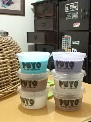 Foto 1 - Makanan di Puyo Silky Desserts oleh iqiu Rifqi