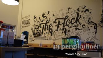 Foto Interior di The Flock