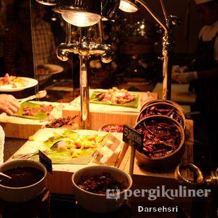 Foto review Satoo Garden Restaurant & Lounge - Hotel Shangri-La oleh Darsehsri Handayani 12