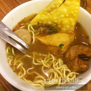 Foto 1 - Makanan di Bakso Lapangan Tembak Senayan oleh Hungry Mommy