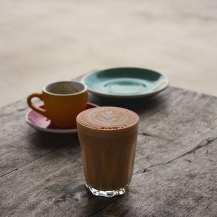 Foto 2 - Makanan(Cafe Latte) di Eugene The Goat oleh Desanggi  Ritzky Aditya