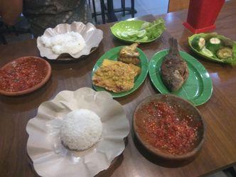 Foto Makanan di RM Ciganea