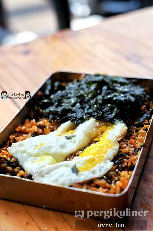 Foto 4 - Makanan(Kimchi Bento Box) di Seorae oleh Irene Stefannie @_irenefanderland