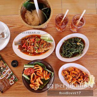 Foto 1 - Makanan di Rumah Makan Kampung Kecil oleh Sillyoldbear.id