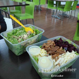 Foto review Salad Bar by Hadi Kitchen oleh Erosuke @_erosuke 1