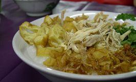Bubur Ayam & Nasi Tim E'nak