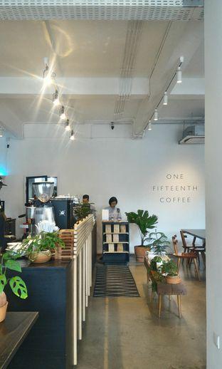 Foto review 1/15 One Fifteenth Coffee oleh Ika Nurhayati 6