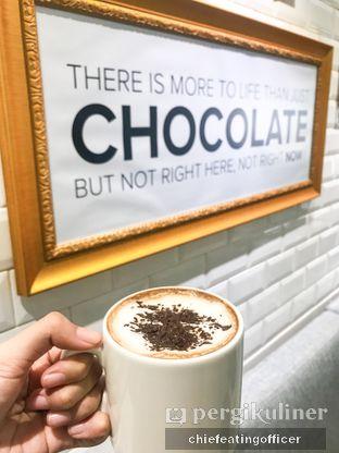 Foto 1 - Makanan(Hot Chocolate (Hot / Iced)) di Better Chocolate Than Never oleh Cubi