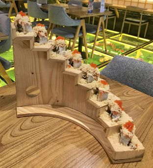 Foto 1 - Makanan di Okinawa Sushi oleh Andrika Nadia