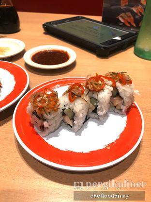 Foto 1 - Makanan di Genki Sushi oleh Rachel Intan Tobing