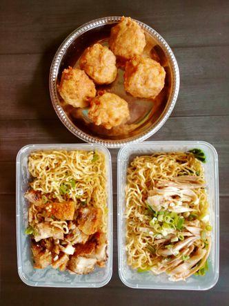 Foto Makanan di Fook Mee Noodle Bar