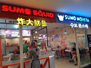 Foto review Sumo Squid oleh Anggriani Nugraha 4