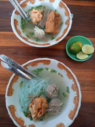 Foto 2 - Makanan di Bakso Chukul oleh Cindy Anfa'u