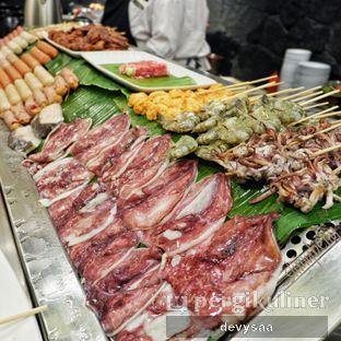 Foto 1 - Makanan di Hanamasa oleh Slimybelly