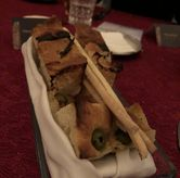 Foto Welcome Bread di Oso Ristorante Indonesia