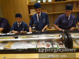 Foto review Sushi Hiro oleh William Wilz 8