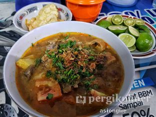 Foto - Makanan di Soto Mie Pak Kumis oleh Asiong Lie @makanajadah