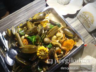 Foto 2 - Makanan di Seafood Kiloan Bang Bopak oleh Desy Mustika