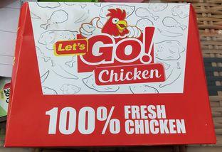Foto review Let's Go! Chicken oleh Pinasthi K. Widhi 2