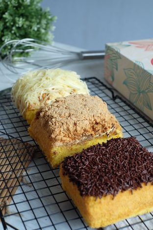 Foto 1 - Makanan di Sponji Traditional Spongecake oleh @anakicipicip