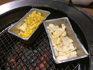 Foto 1 - Makanan(garlic and corn foil) di Gyu Kaku oleh Elvira Sutanto