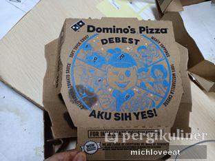 Foto 2 - Makanan di Domino's Pizza oleh Mich Love Eat