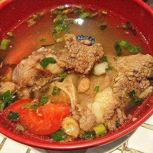 Foto 2 - Makanan(Sop Buntut) di Kambing Bakar Cairo oleh duocicip