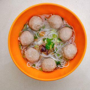 Foto 7 - Makanan di Nasi Uduk Meranti oleh om doyanjajan