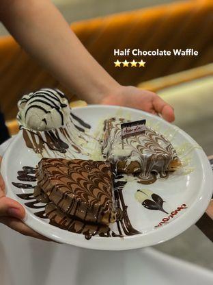Foto 3 - Makanan di Chocola Cafe oleh menumenusby