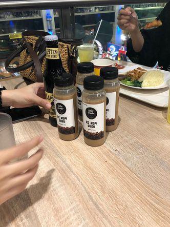 Foto Makanan di Coffee Brewder