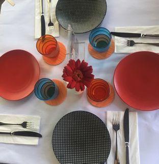 Foto 1 - Makanan di Abraco Bistro & Bar oleh Elli  Soetomo