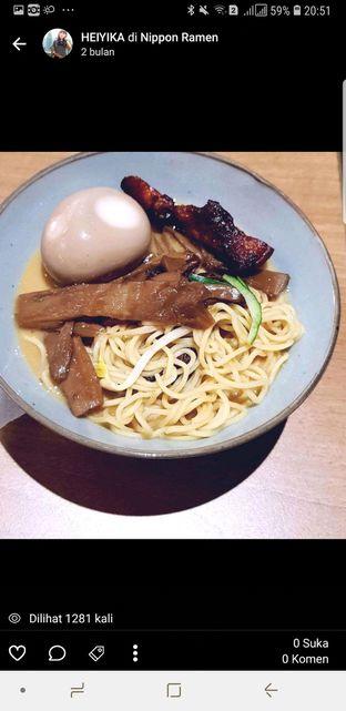 Foto 3 - Makanan di Nippon Ramen oleh heiyika