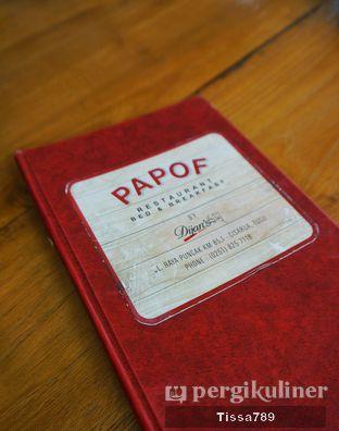 Foto 5 - Menu di Papof Restaurant oleh Tissa Kemala