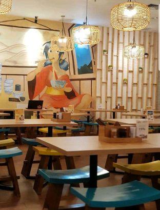 Foto 1 - Interior di Tamoya Udon oleh heiyika